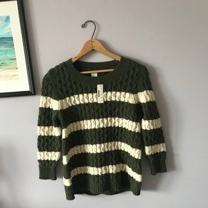 NWT J. Crew Sweater